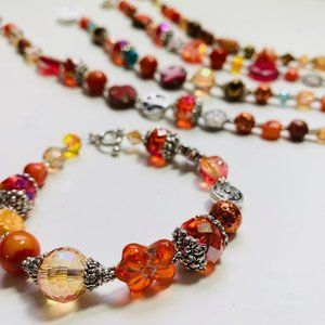 FEELING FALL SALE!! 🍂 Handmade gemstone jewelry